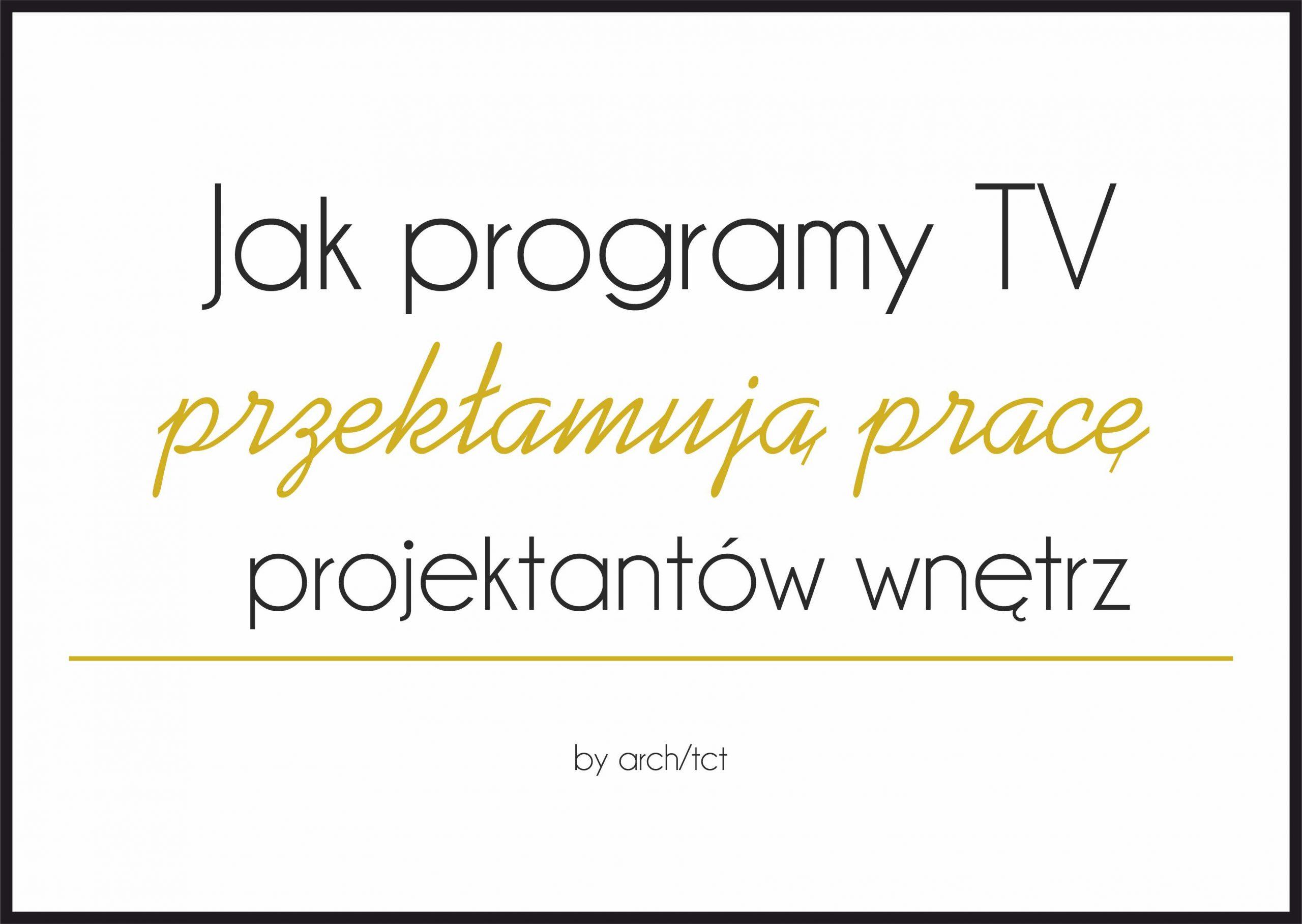 Jak programy TV