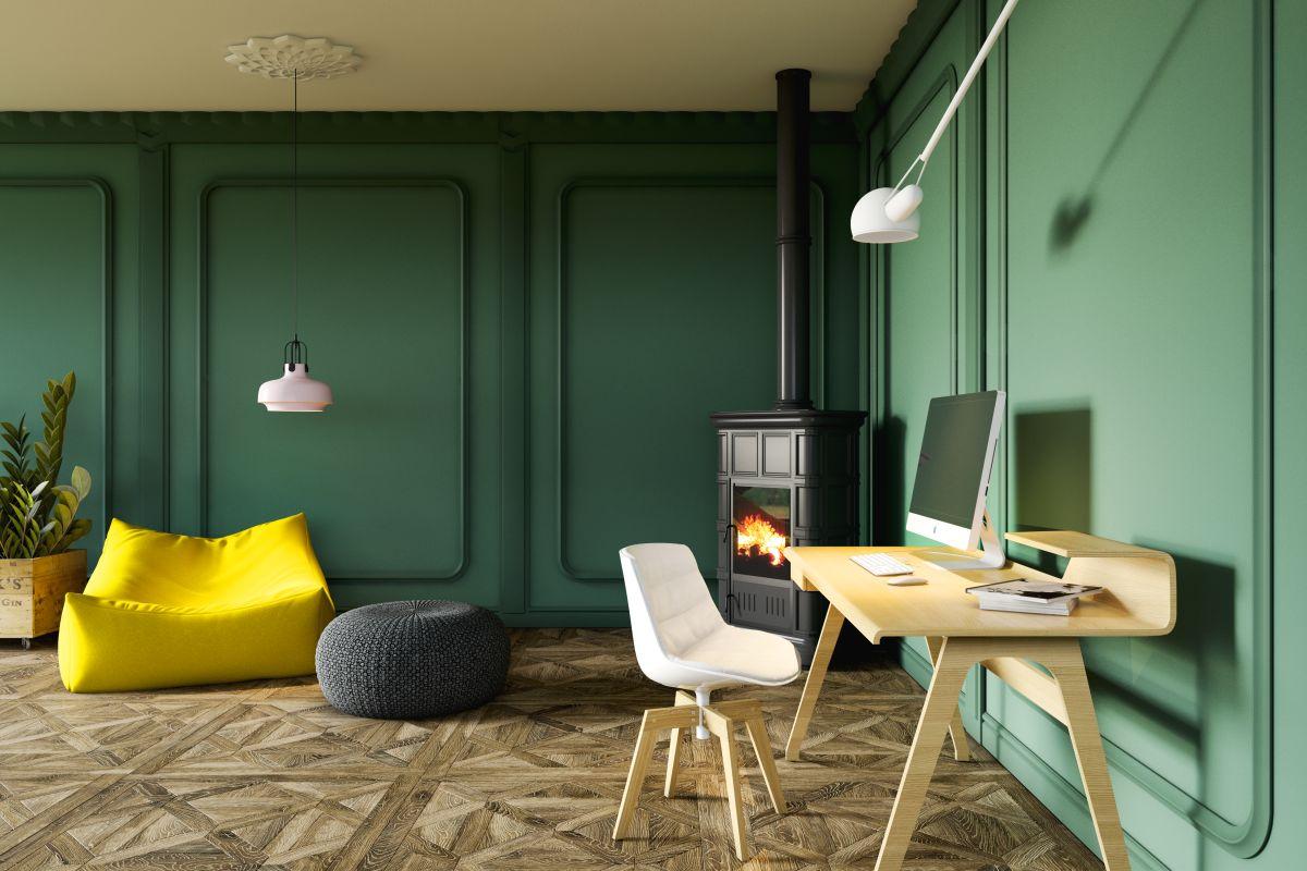 przykładowa realizacja z dekoracjami z serii Energy od firmy Marbet